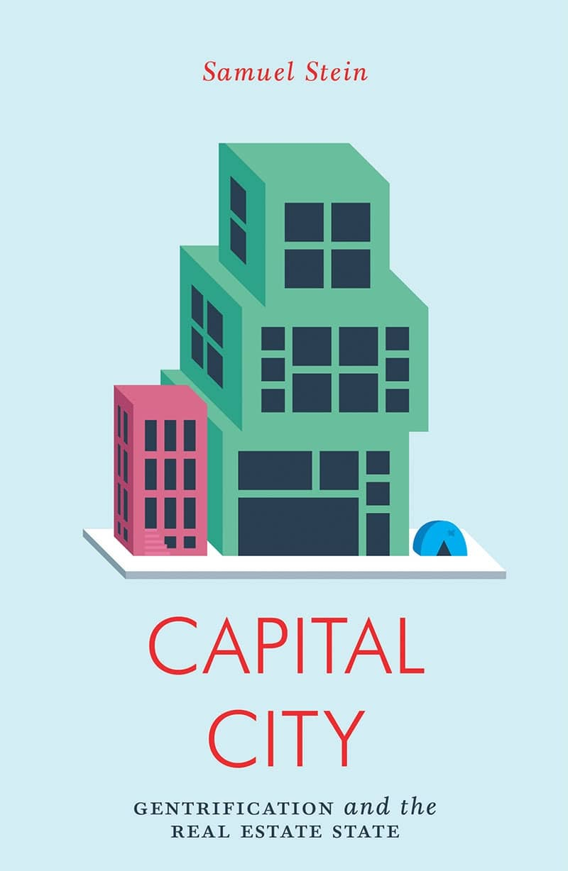 'Capital City: Gentrification and the Real Estate State' book cover